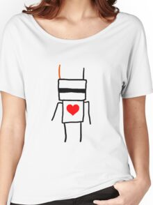 Chappie Love Women's Relaxed Fit T-Shirt