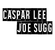 Joe Sugg, Caspar Lee / ThatcherJoe, Dicasp Photographic Print