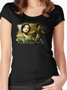 Team Regina Women's Fitted Scoop T-Shirt