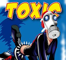 Toxic Chic crop by Brian Gibbs