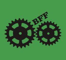 BFF Mechanism (black) Kids Tee