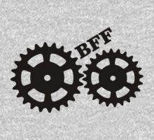 BFF Mechanism (black) One Piece - Long Sleeve