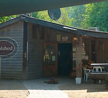 The Toolshed by DavidsArt