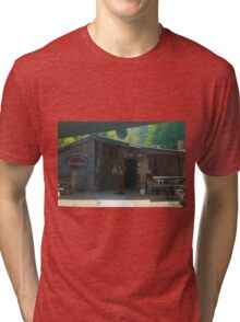 0007 The Toolshed Tri-blend T-Shirt