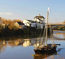 The River Loire by StefanieT