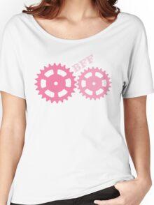 BFF Mechanism (pink) Women's Relaxed Fit T-Shirt