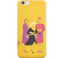 Some like it hot iPhone Case/Skin