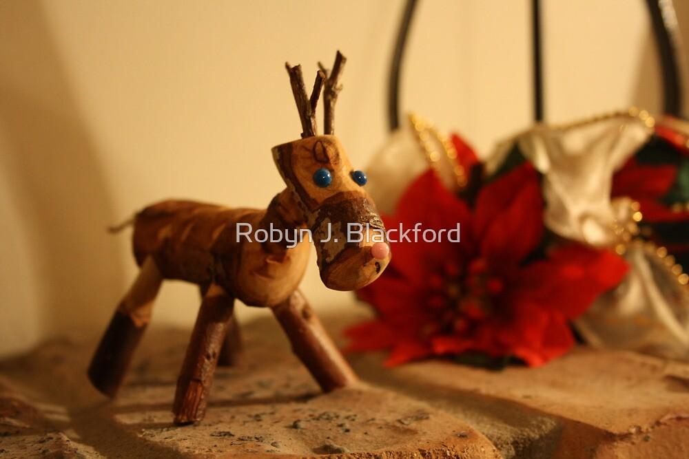 Aussie Bush Stick's Reindeer by aussiebushstick