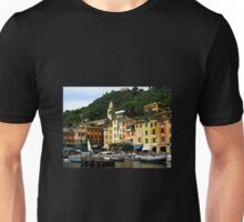 Colourful Portofino Unisex T-Shirt