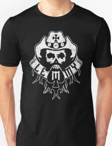 Lemmy Black T-Shirt