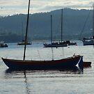 Smooth Sailing - Sandy Bay, Tasmania by RainbowWomanTas