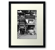 Twenty Four Framed Print