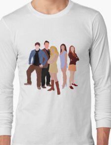 The Original Scoobies Long Sleeve T-Shirt