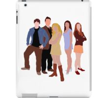The Original Scoobies iPad Case/Skin