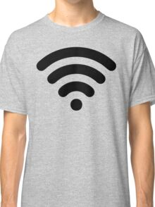 Wi-Fi Abstract Classic T-Shirt