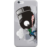 LUIGI: ALWAYS ANGRY iPhone Case/Skin