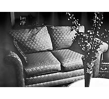 Couch Photographic Print