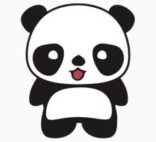 Kawaii Panda T Shirt Baby Tee