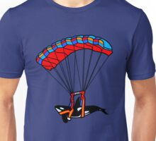 Flying Orca! Unisex T-Shirt