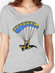 Flying Orca! Women's Relaxed Fit T-Shirt