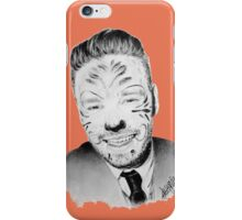 Liam Payne painted face iPhone Case/Skin