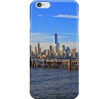 Lower Manhattan One World Trade Center iPhone Case/Skin