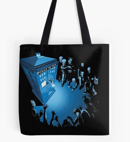 BAD LANDING Tote Bag