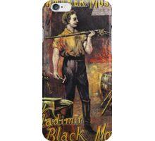 Vladimir The Black Monk, Gunmaker of Moscow iPhone Case/Skin