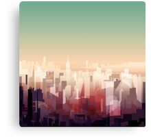 Welcome to NY Canvas Print
