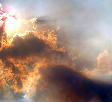 Australia - Bushfire Smoke by darkfirev3