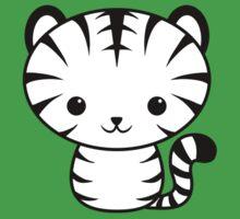 White Tiger by kieutiepie