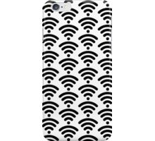 Wi-Fi Pattern iPhone Case/Skin