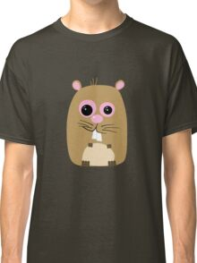 Cartoon Hamster Classic T-Shirt