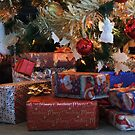 Gifts under the Tree by AnnDixon