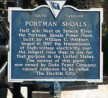 Portman Shoals: Electric City II by Rusty Gentry