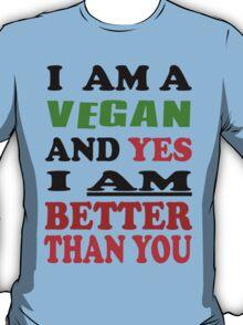 Vegan Tee T-Shirt