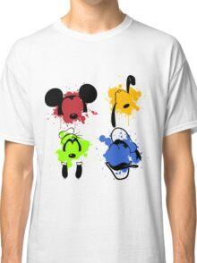 Mickey and Friends Splash Classic T-Shirt