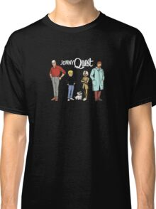 Johnny Jonny Quest Full Team Cartoon Classic T-Shirt