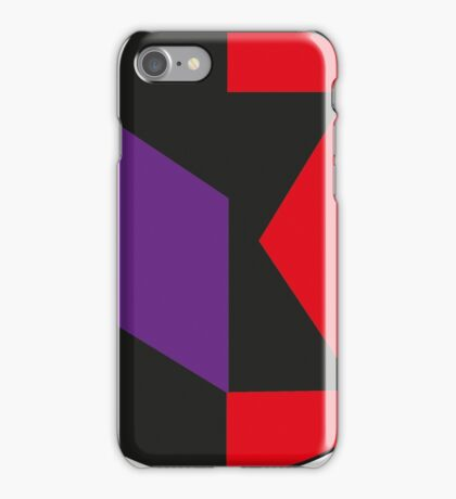 Clintasha comic symbol iPhone Case/Skin
