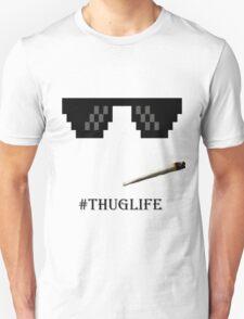 Thug Life Glasses T-Shirt