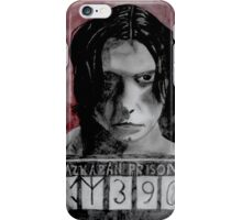 Sirius Black in Azkaban  iPhone Case/Skin