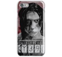 Sirius Black in Azkaban  iPhone Case/Skin