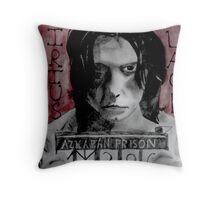 Sirius Black in Azkaban  Throw Pillow
