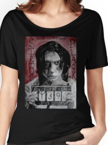 Sirius Black in Azkaban  Women's Relaxed Fit T-Shirt