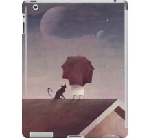 Twin Moon iPad Case/Skin