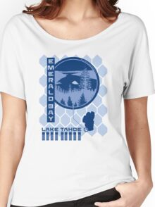 Emerald Bay (Through the Looking Glass) Women's Relaxed Fit T-Shirt