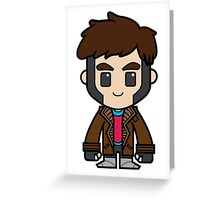 Little Gambit Greeting Card