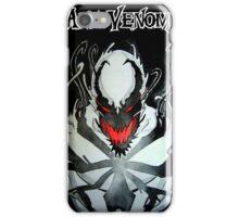 Anti Venom iPhone Case/Skin