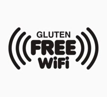Gluten Free Wi-Fi One Piece - Short Sleeve