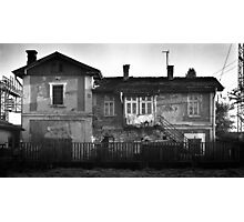 House Photographic Print
